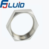 六角螺母Stainless Steel Sanitary Hexagon Nut