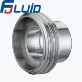 螺纹接头Stainless Steel Sanitary Pipe Fitting Male Part