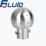 Stainless Steel Sanitary Pin Type Fixed Spary Ball
