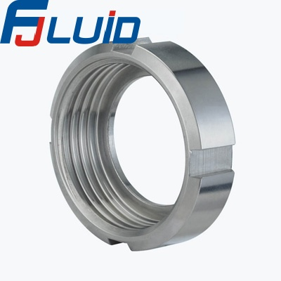 圆螺母Stainless Steel Sanitary Round Nut