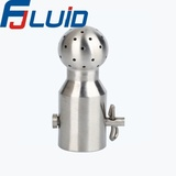 Stainless Steel Sanitary Pin Rotated Spray Ball