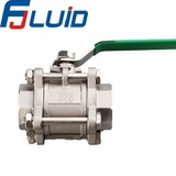 Thread 3 pcs Ball Valve