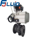 Pneumatic Ball Valve by WCB