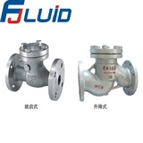 Flanged Type Check Valve