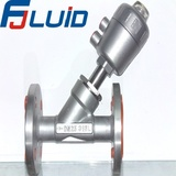 Flanged Angle Seat Valve