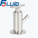 Stainless Steel Sanitary Yoghurt Sample valve