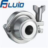 卫生级不锈钢止回阀Sanitary Stainless Steel Check Valve