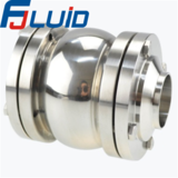 Stainless Steel Sanitary Ball-type Check Valve