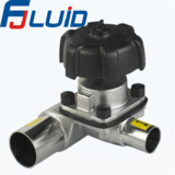 Three-way Diaphragm Valve 1